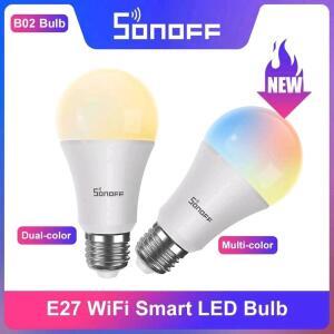 (Novos usuários) Lâmpada inteligente Sonoff (220V) | R$0,06