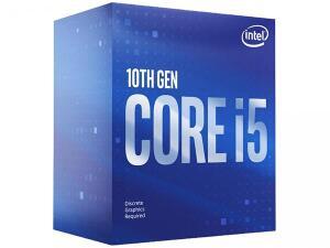 Processador Intel Core i5 10400F 2.90GHz - 4.30GHz - R$928