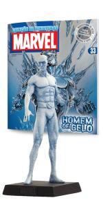 Marvel Figurines. Homem de Gelo | R$50
