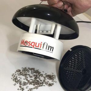 Armadilha Mata Mosquitos Mosquifim | R$135