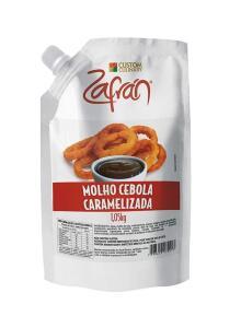 [PRIME] Molho Cebola Caramelizada Zafran - 1,05Kg | R$10