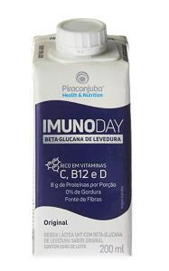 Bebida Láctea Piracanjuba Imunoday Sabor Original 200 ml ( Min 10 + recorrência) | R$1,30