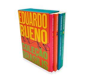 Box Coleção Brasilis: 4 Livros | R$ 100