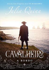 Livro - Um cavalheiro a bordo: A origem dos Bridgertons | R$17