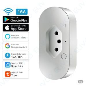 [Primeira Compra] Tomada Smart Elivco 16A