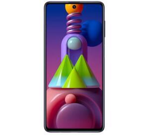 Smartphone Samsung galaxy M51, 128gb + 6gb, cor preto | R$1.583