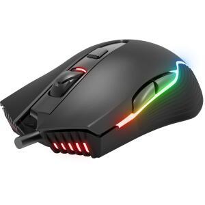 Mouse Gamer KWG Orion M1, 7000 DPI, 6 Botões, Black | R$80