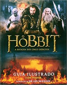 [Prime] Guia ilustrado - O Hobbit - capa dura   R$10