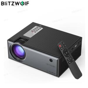 [NOVOS USUARIOS] Projetor Blitzwolf BW-VP1 | R$390