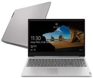 "(APP+AME) Notebook Lenovo ideapad S145 Celeron 4GB 128GB SSD W10 15.6"" | R$ 1937"