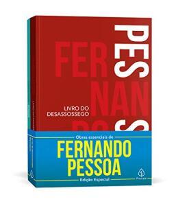 Obras essenciais de Fernando Pessoa R$18