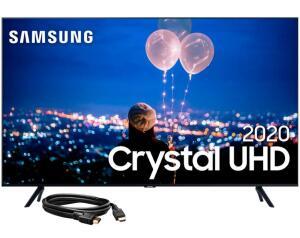 Samsung Smart TV 50'' Crystal UHD 50TU8000 4K + Cabo HDMI 1.4, High speed, c/Ethernet (3D) 3 metros