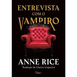 [LIVRO] Entrevista com Vampiro - Anne Rice (Capa Dura) | R$28