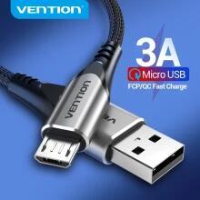 [NOVOS USUARIOS] Vention USB tipo C 3A | R$0,06