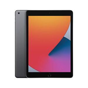 "Apple iPad 8ª Geração 10.2"", Wi-Fi, 128GB Space Gray | R$3328"