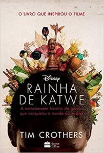 [Prime] Livro Rainha de Katwe | R$10