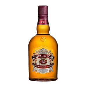 Whisky Chivas Regal Escocês 12 Anos 1 L | 2 unidades | R$89 cada