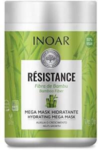 [Prime] Inoar Résistance Fibra de Bambu Máscara Capilar 1000 ml | R$35