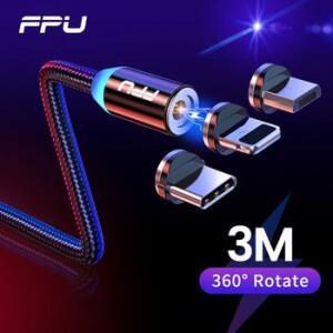 [Novos usuários] Cabo carregador magnético FPU | R$ 0,06