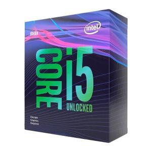PROCESSADOR INTEL CORE I5-9600KF HEXA-CORE | R$1.056