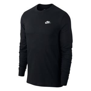 Camisa Nike Sportwear Borbado Manga Longa Masculina | R$44