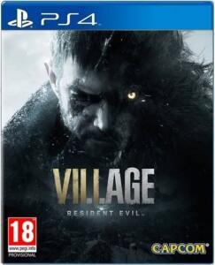 (APP + CONTA NOVA) Resident Evil Village - PS4 R$220