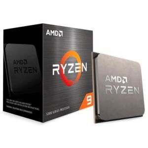 Processador AMD Ryzen 9 5900X, Cache 70MB, 3.7GHz (4.8GHz Max Turbo), AM4 | R$3700