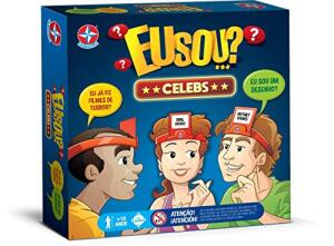 Eu Sou...? Celebs, Brinquedos Estrela | R$38