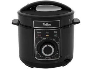 Panela de Pressão Elétrica Philco - 900W 5L | R$300