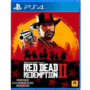 [App+novos usuários] Red Dead Redemption 2 - PS4 | R$111