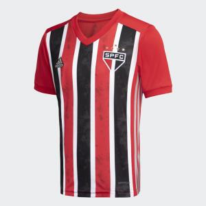 Camisa Oficial Adidas São Paulo 2 (infantil) | R$70