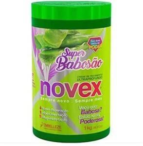 Creme Tratamento Novex 1Kg Super Babosão, Novex | R$18