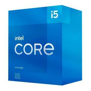 PROCESSADOR INTEL CORE I5-11400F HEXA-CORE 2.6GHZ (4.4GHZ TURBO) 12MB CACHE LGA1200 | R$1100