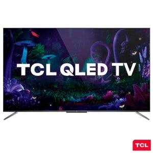 "Smart TV TCL QLED Ultra HD 4K 55"" | R$2754"