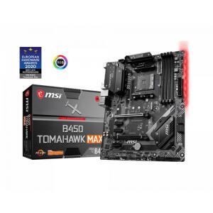 Msi - Placa Mãe B450 Tomahawk Max   R$663