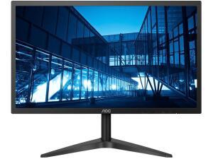 "Monitor para PC AOC B1 22B1H 21,5"" LED - Widescreen Full HD HDMI VGA | R$586"