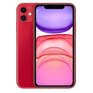 iPhone 11 Apple (PRODUCT) Vermelho™, 64GB Desbloqueado - MHDD3BR/A | R$3654