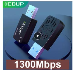 (Primeira Compra) Adaptador WIFI USB   R$0,06