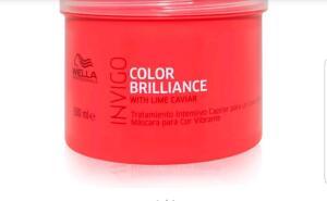 [magaluplay R$87] Wella Professionals Invigo Color Brilliance Mascara 500ml | R$110