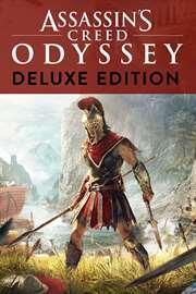 Assassin's Creed® Odyssey - EDIÇÃO DELUXE - XBOX ONE | R$57