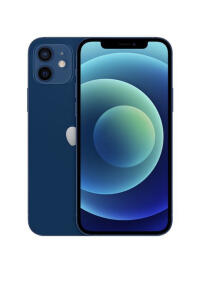 "iPhone 12 Apple (128GB) Azul tela 6,1"" | R$4900"