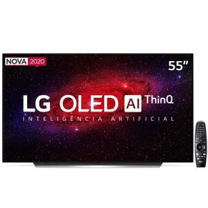 (APP+PIX) Smart TV LG OLED 55'' OLED55CX Ultra HD 4K | R$4514