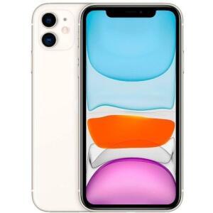 "[ APP ] iPhone 11 Apple (256GB) Branco tela 6,1"" Câmera 12MP iOS | R$4082"