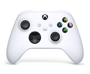 Controle Xbox one Séries Robot White | R$385