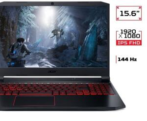 Notebook Acer Nitro 5 AN515-55-59MT 10ª Intel Core i5 16GB 512GB SSD 15.6   R$5632