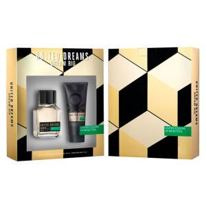 Kit Perfume Dream Big for Men Benetton Masculino 80ml + Loção Pós-Barba 75ml | R$70