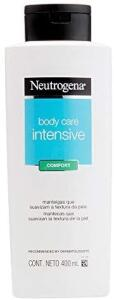 Hidratante Corporal Intensive Comfort, Neutrogena, 400ml   R$17