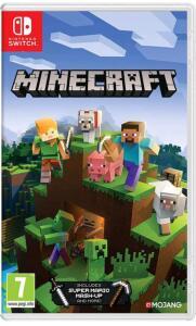 [Magalupay R$164] Minecraft Nintendo Switch | R$214