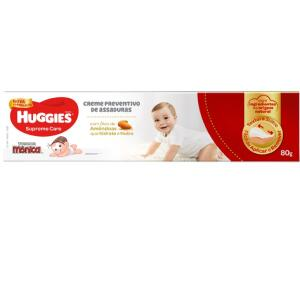 Creme De Assaduras Huggies Supreme Care - 80g | R$14