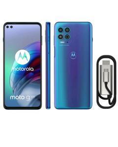 Smartphone Motorola Moto G100 e Cabo USB-C/HDMI - 256GB | R$2.626